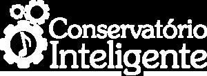 Logo Conservatório Inteligente Branca